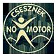 Csesznek No Motor Logo
